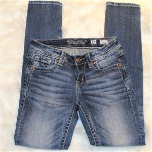 Miss Me Skinny Jeans Girl Size 10
